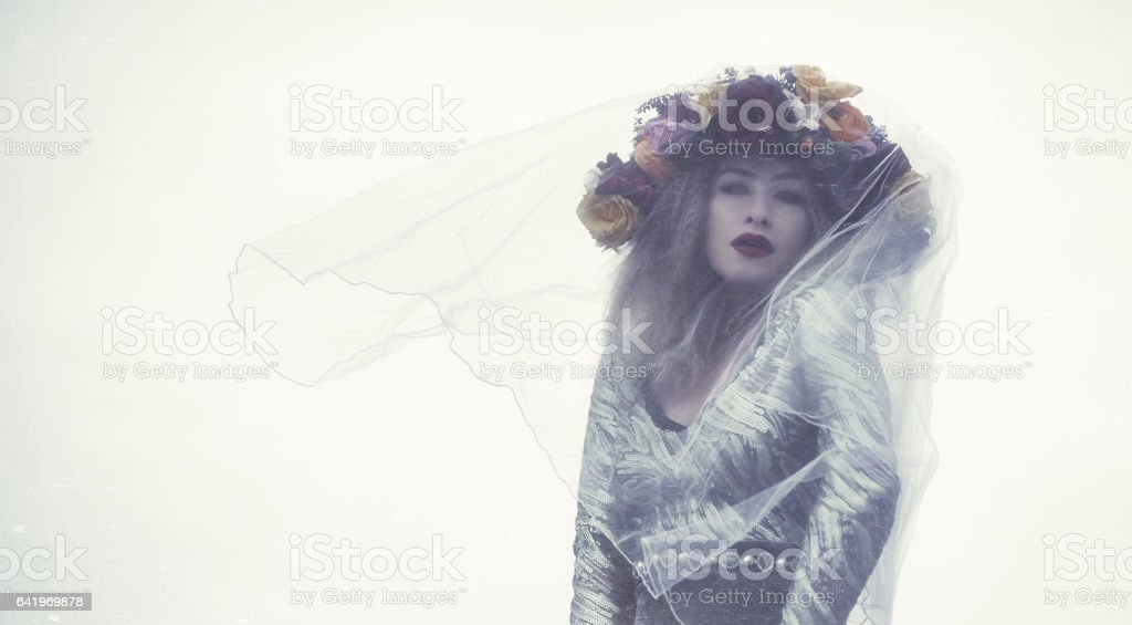 let go your feelings stock photo