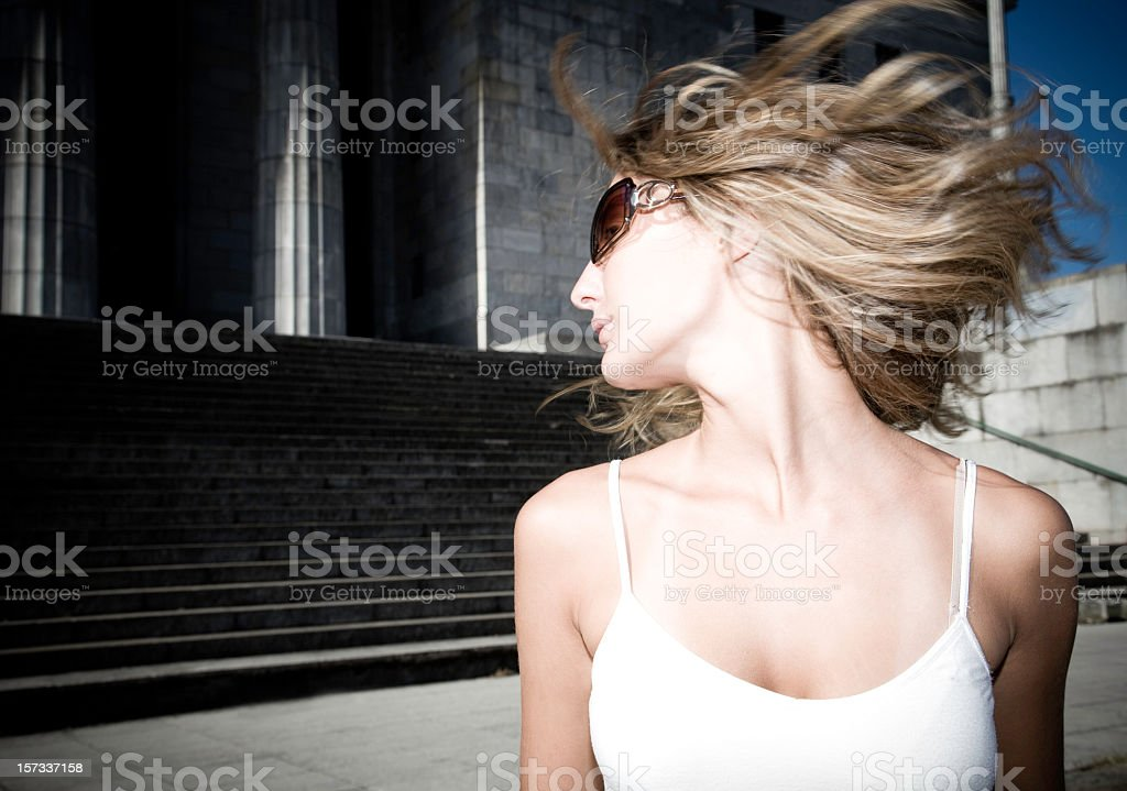 Let it Fly royalty-free stock photo