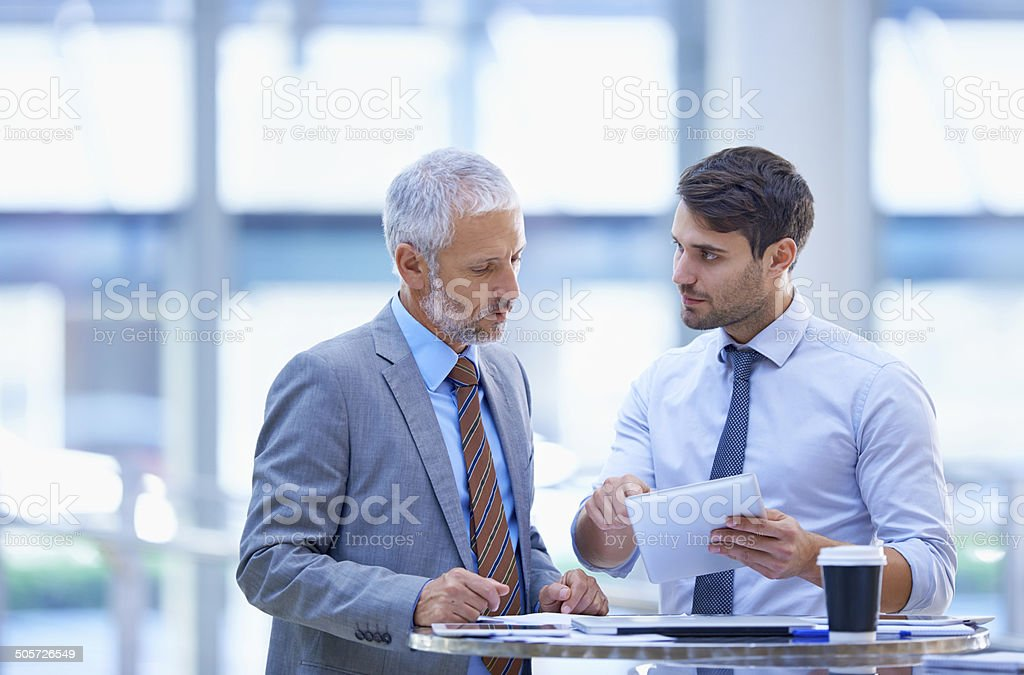 Let me explain stock photo