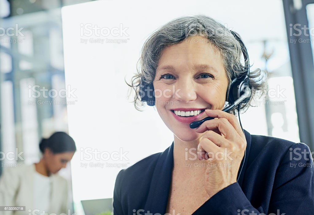 Let me help you find all the solutions you need stock photo
