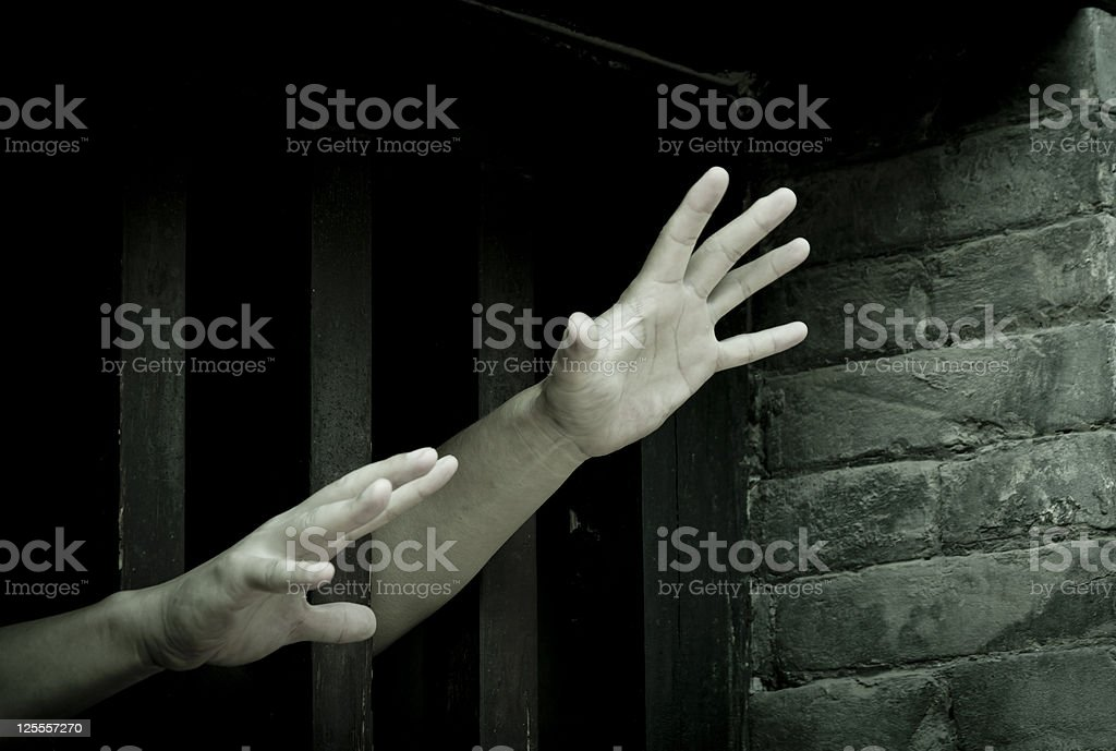 let me out royalty-free stock photo