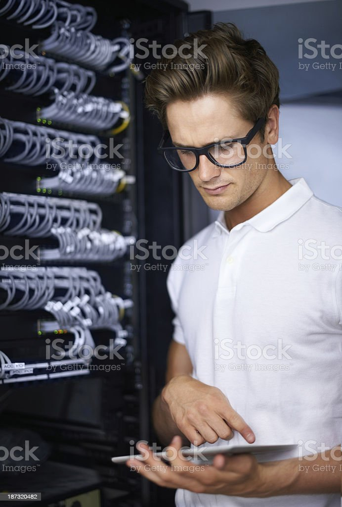 Let me search for it on the internet royalty-free stock photo