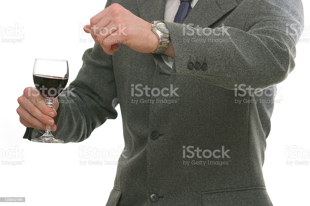 Let the party begin royalty-free stock photo