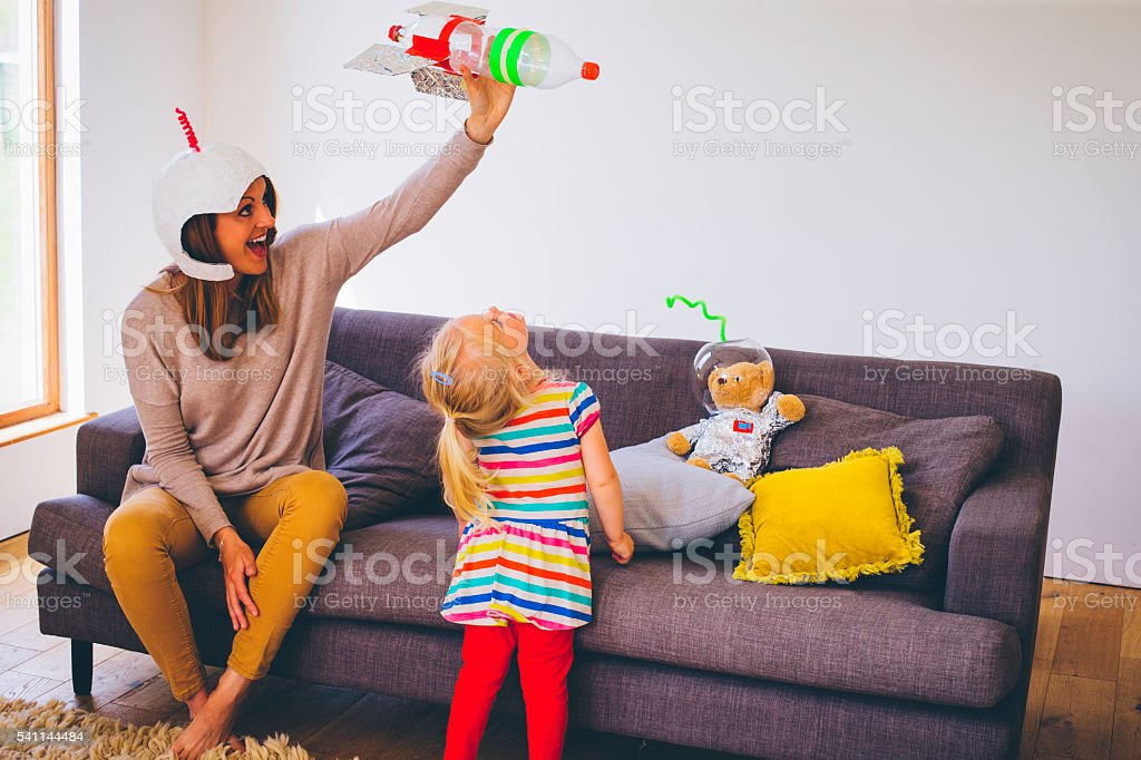 Let you imagination take you away! stock photo