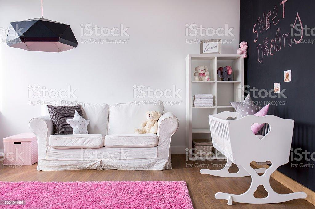 Let your children get creative stock photo