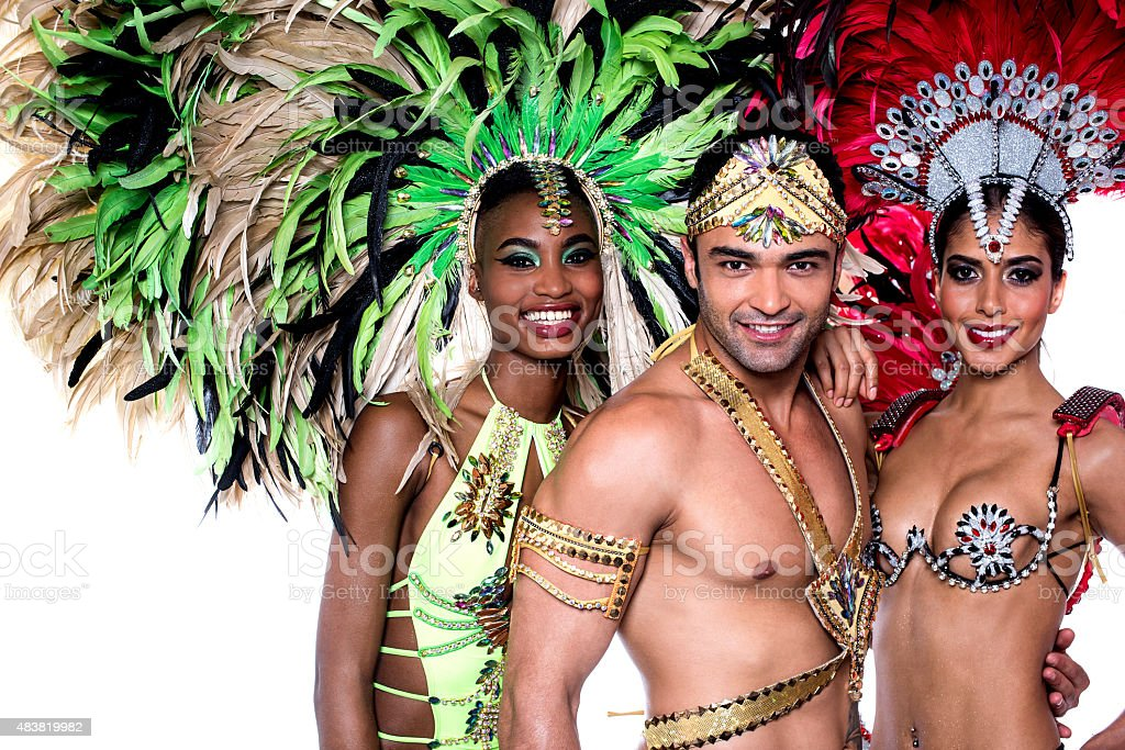 Lets celebrate carnival with us ! stock photo