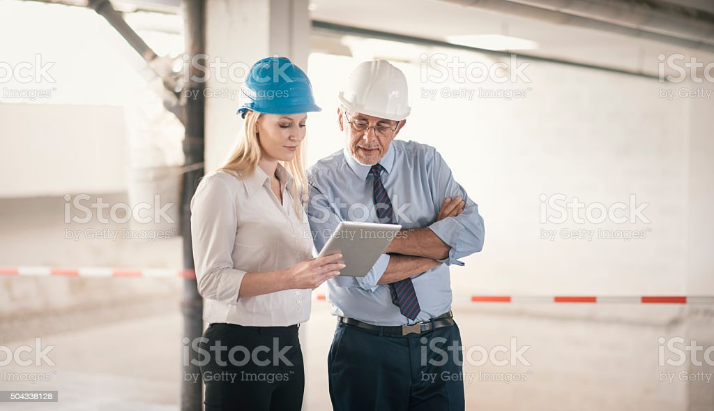 Let's check our progress stock photo