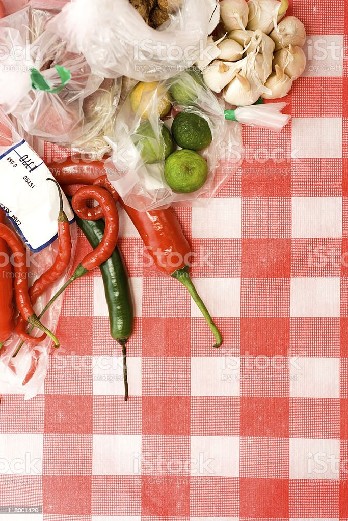 let's cook royalty-free stock photo