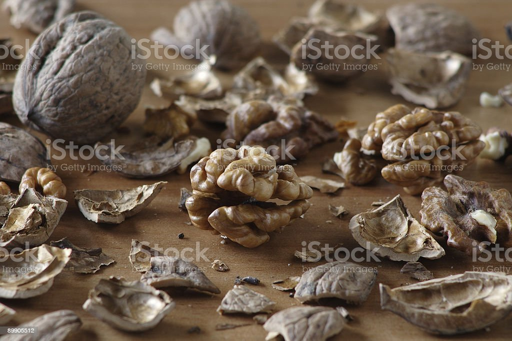 Let's Crash Nuts! royalty-free stock photo
