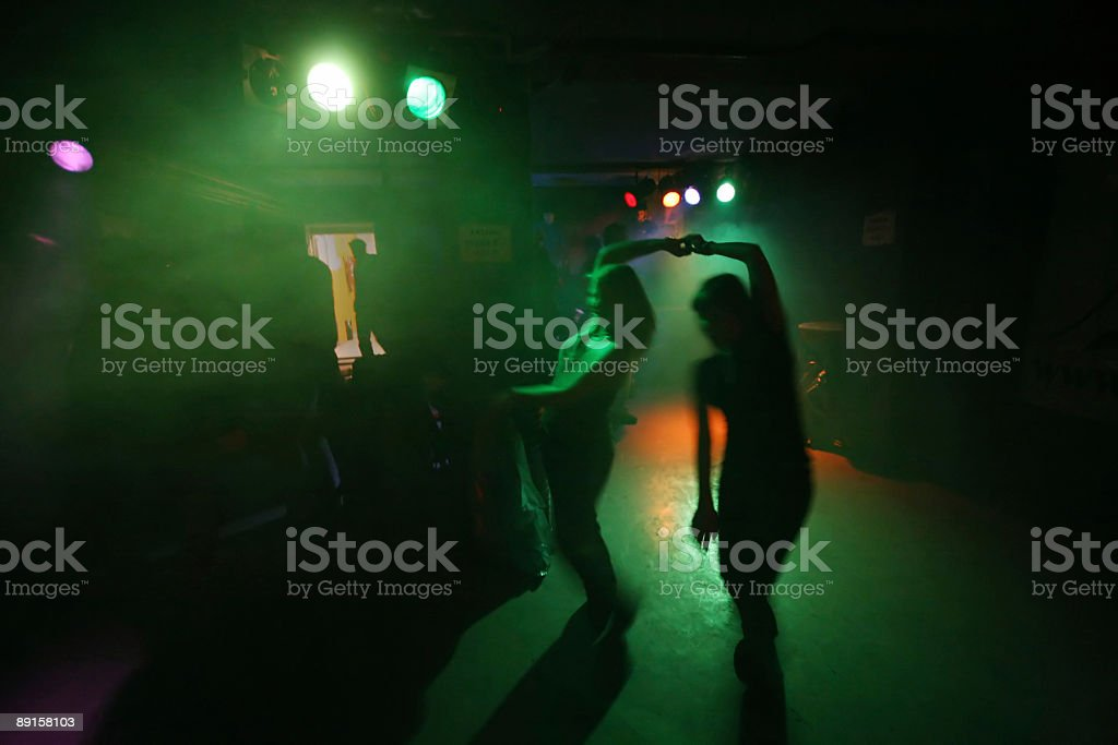 Let's dance! stock photo