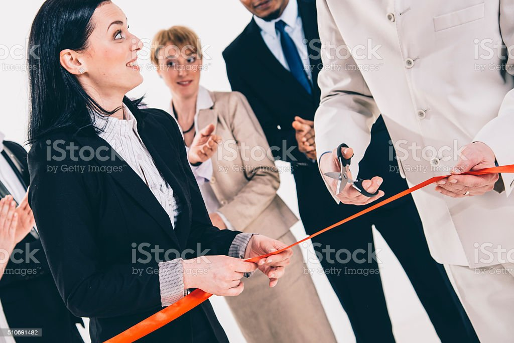 Let's do this! stock photo