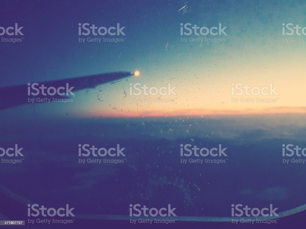 Let's Fly royalty-free stock photo