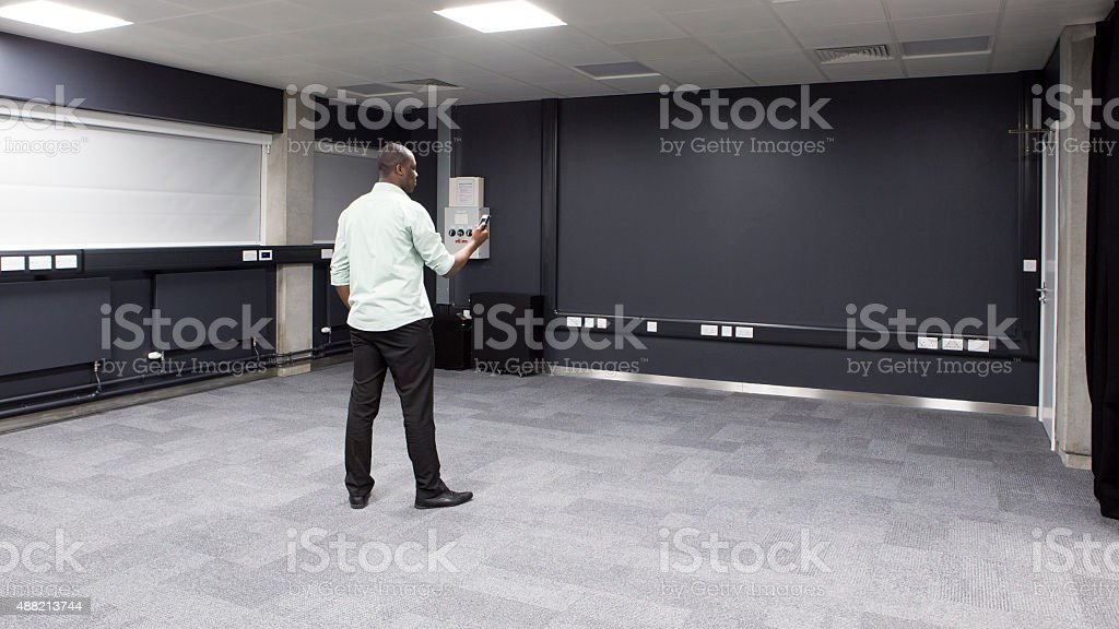 Let's Get Digitally Interactive stock photo