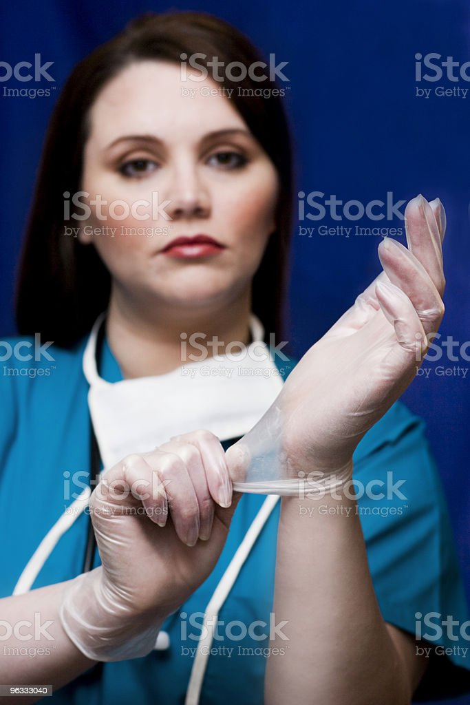 Let's Get It On royalty-free stock photo