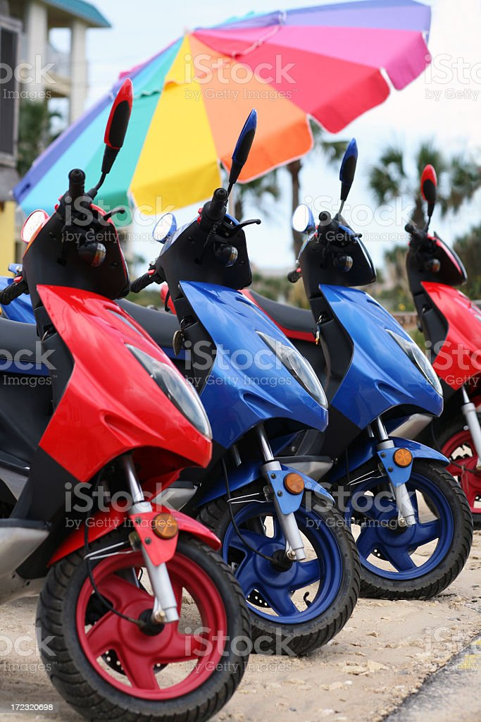 Lets go for a ride royalty-free stock photo