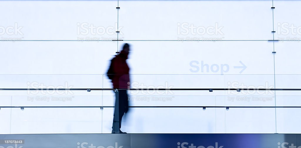 lets go shopping royalty-free stock photo