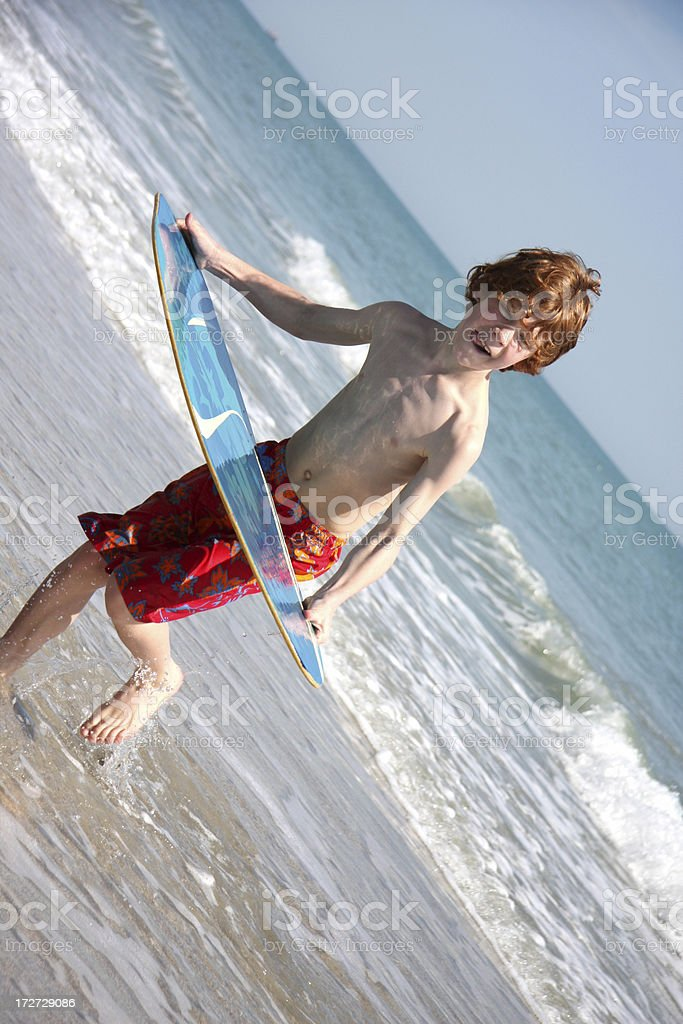 Let's Go Surfin' Now stock photo