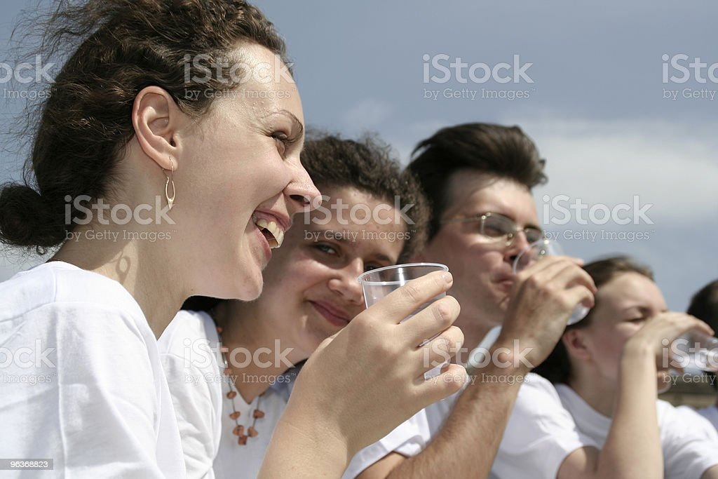 let's have a fun royalty-free stock photo