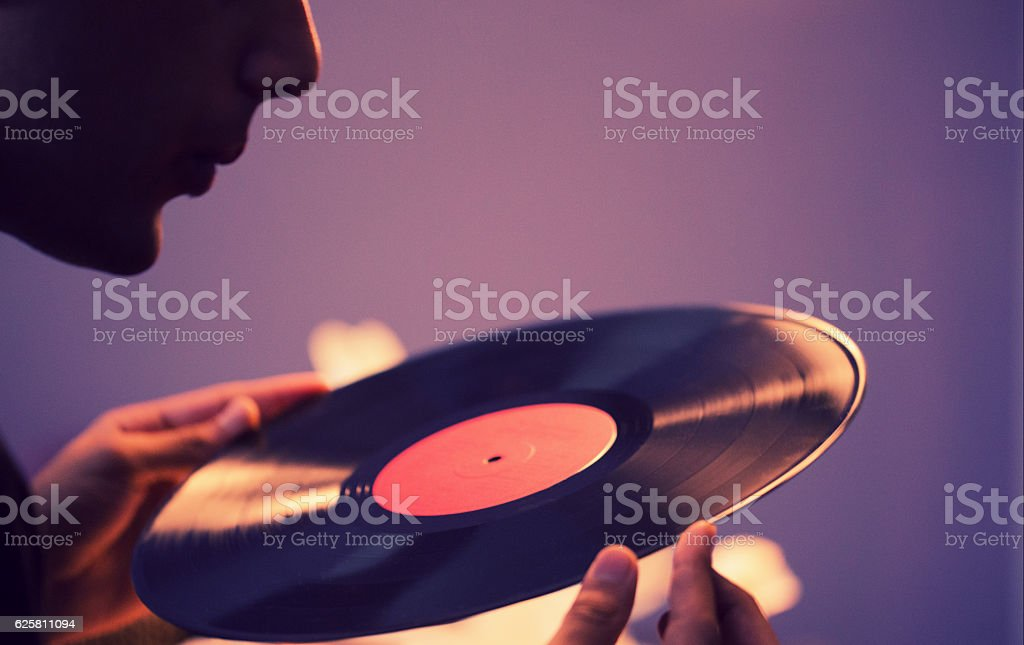 Let's have a spin of this shall we? stock photo