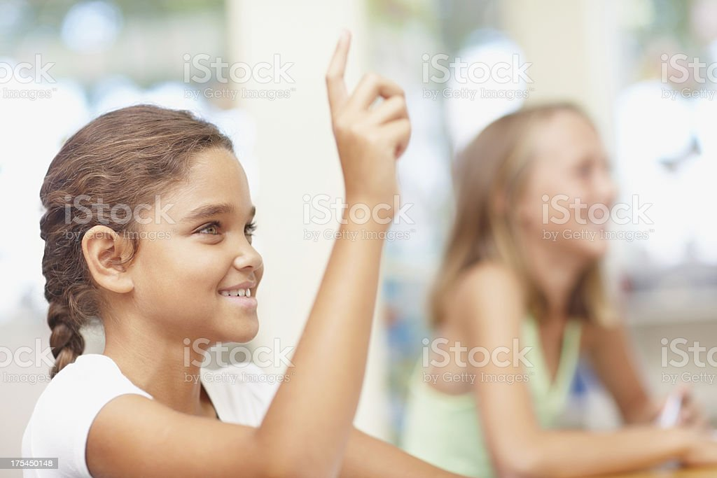 Let's hear what the youth have to say stock photo