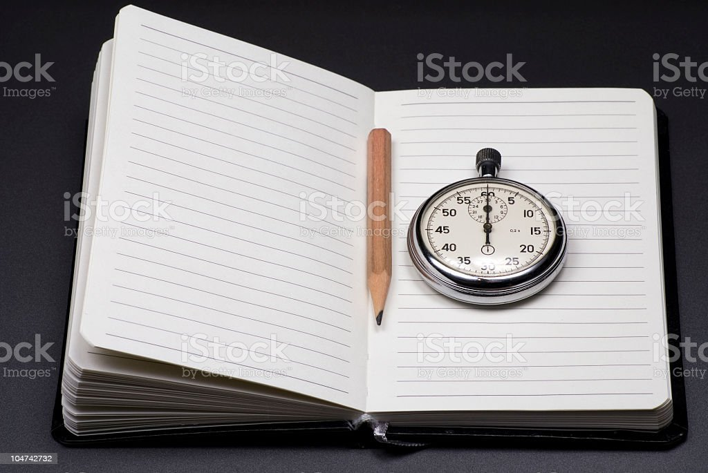 Let's measure royalty-free stock photo