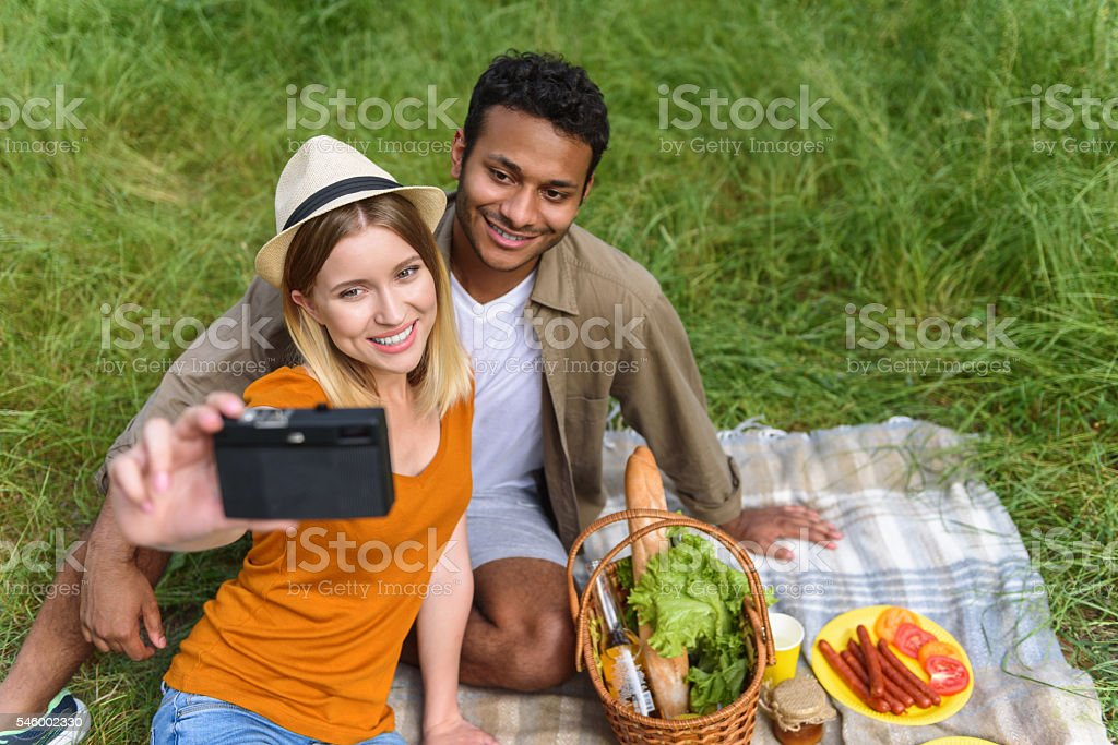 Lets memorize this wonderful day stock photo