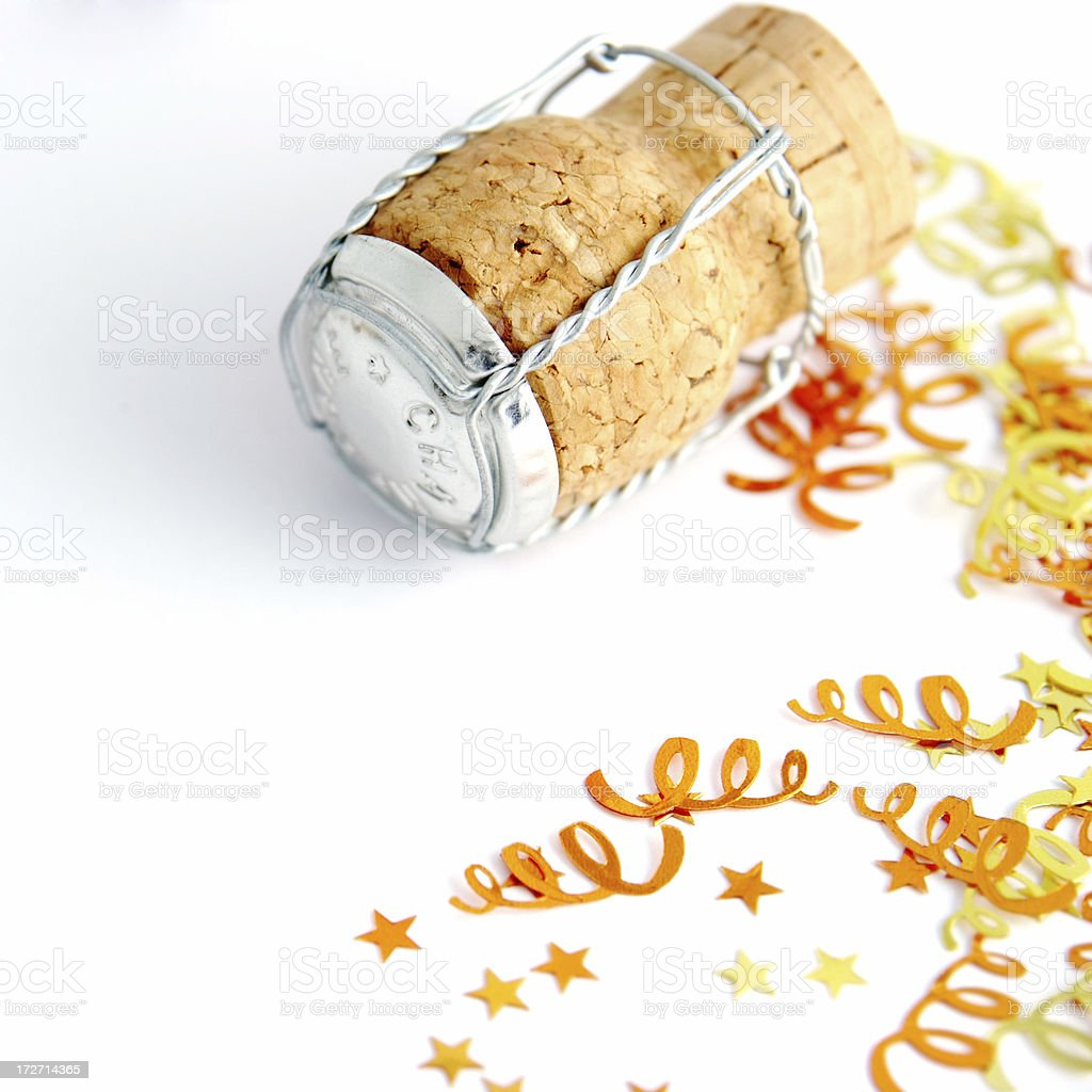 Lets Party! royalty-free stock photo