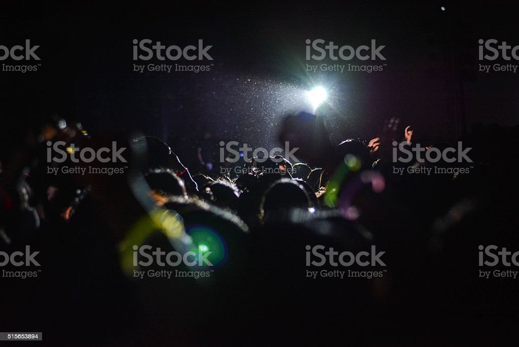 Let's Party stock photo