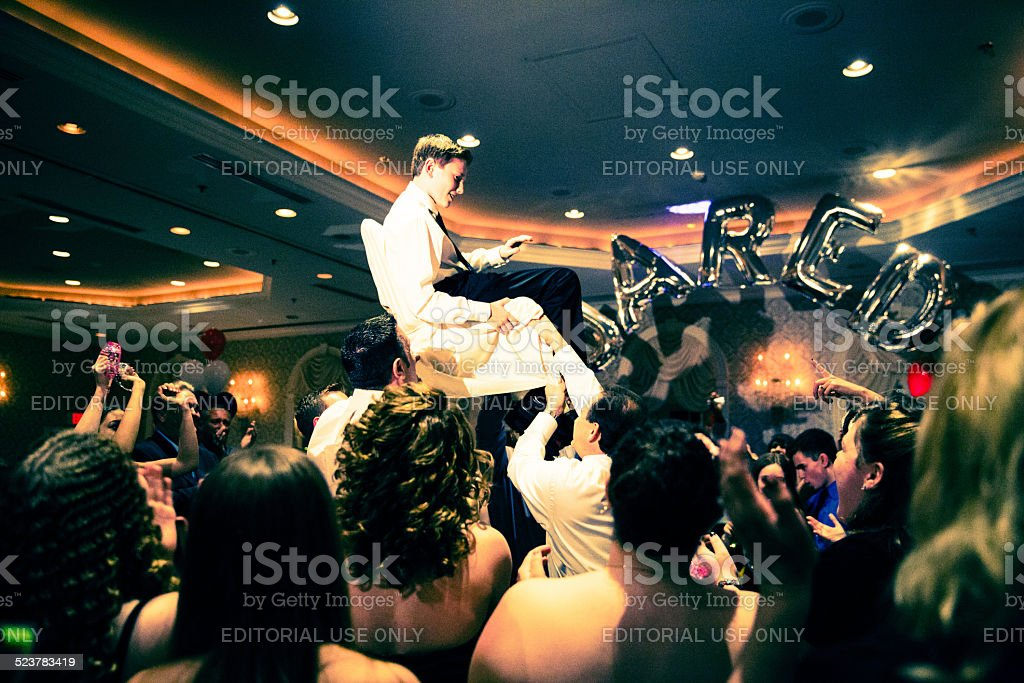 Let's Party! stock photo