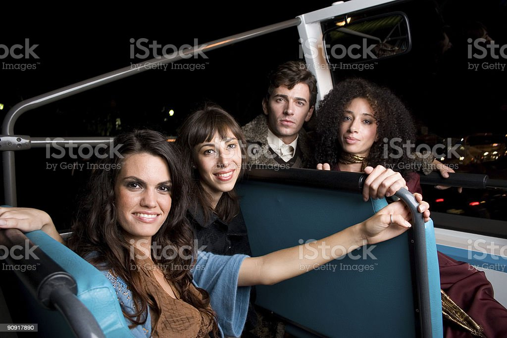 Let's party!!! stock photo