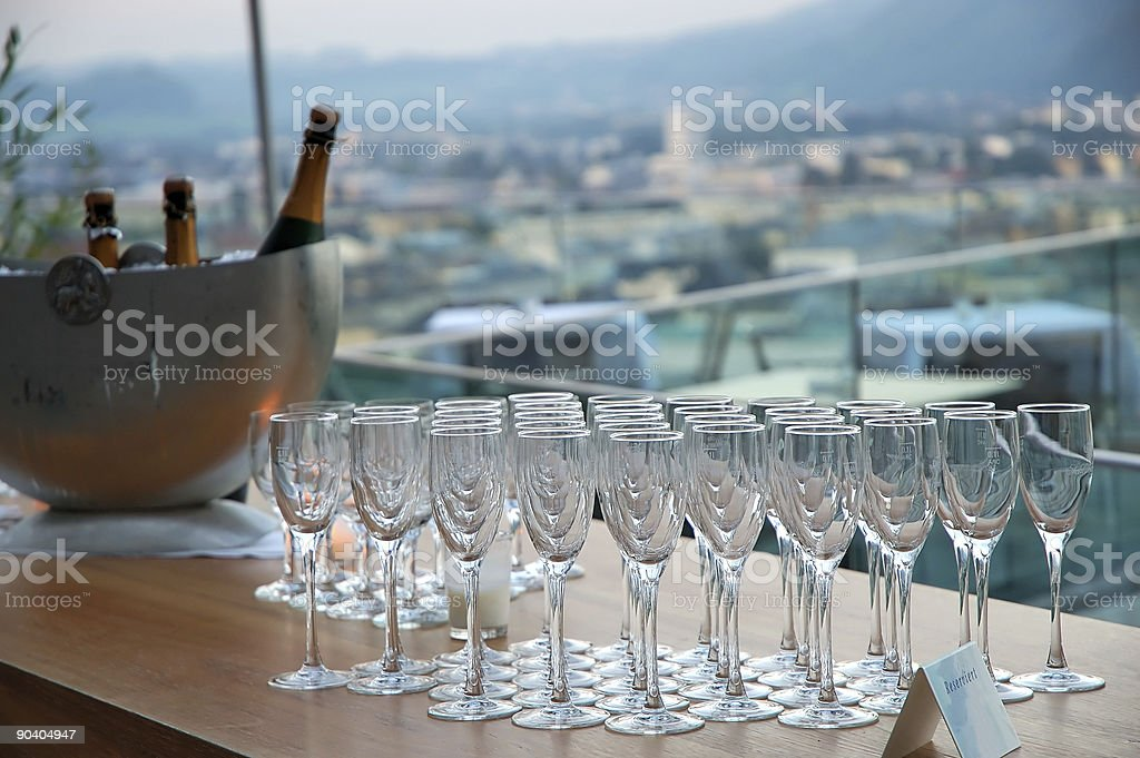 Let's party with style royalty-free stock photo