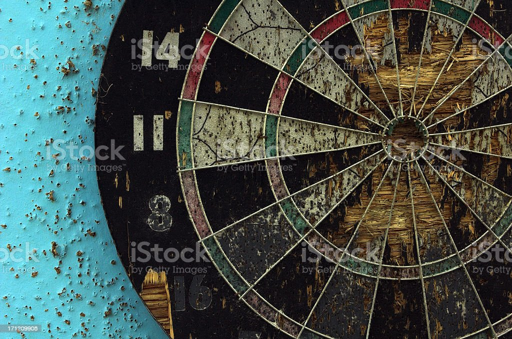 Let`s play Darts stock photo