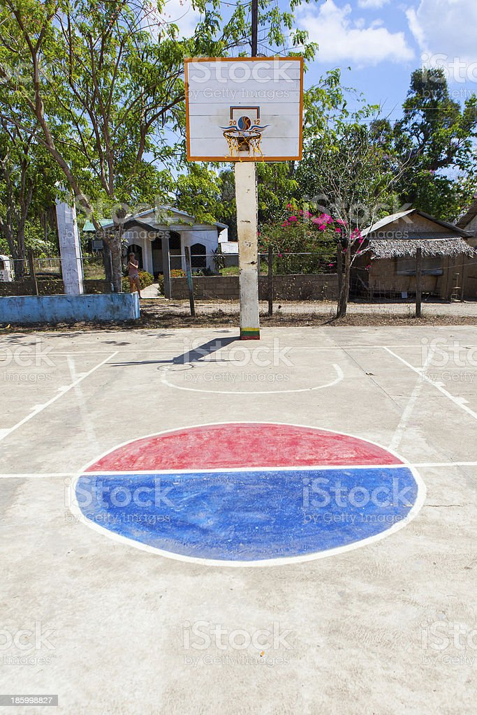 Let's play some basketball royalty-free stock photo