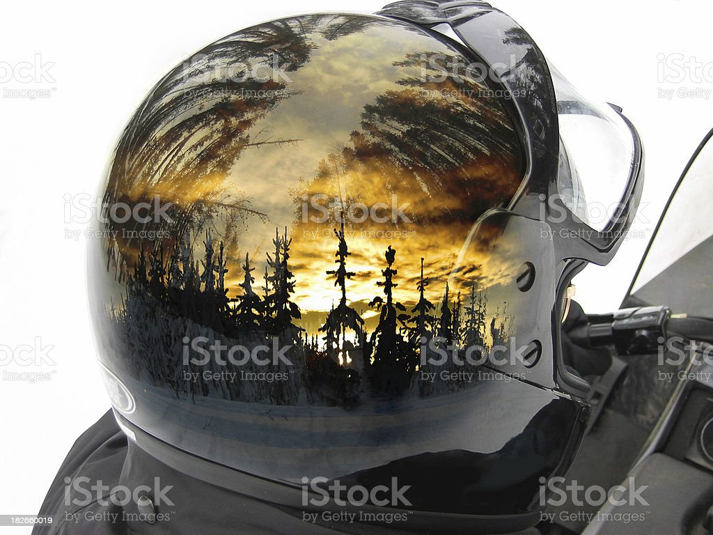 Let's Ride royalty-free stock photo