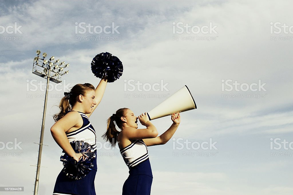 Let's Score! royalty-free stock photo