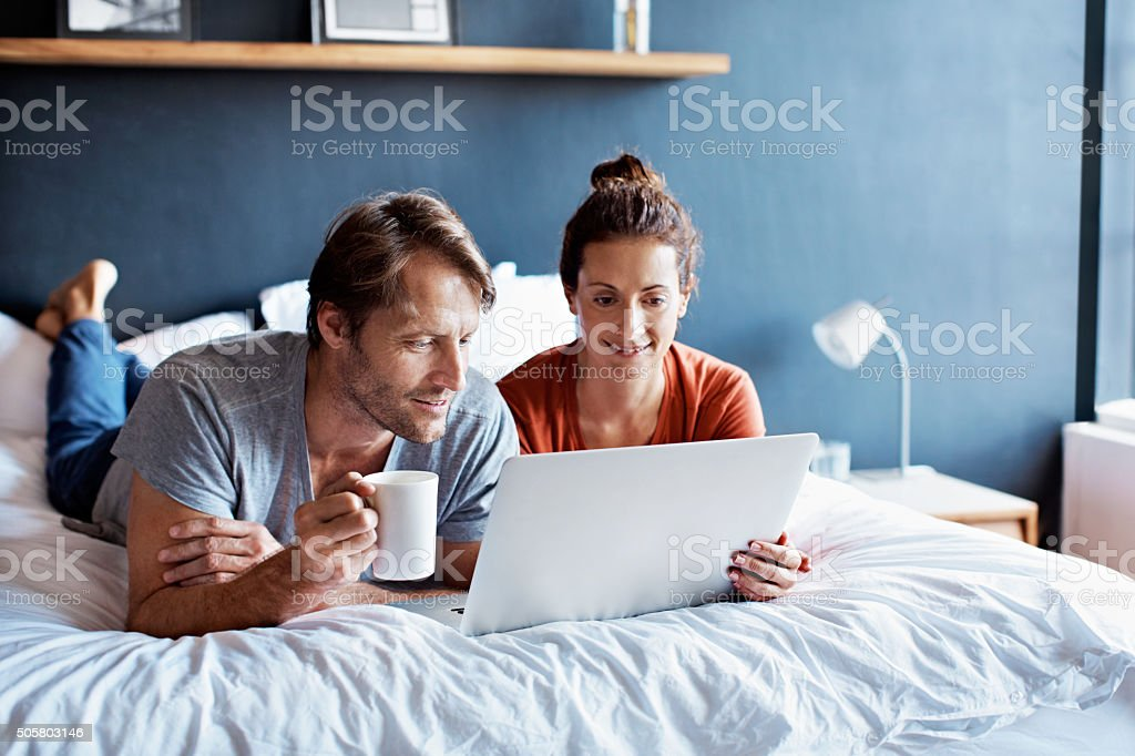 Let's see what we can do today stock photo