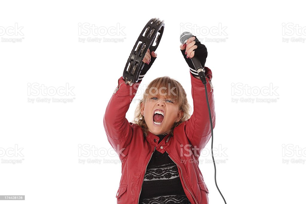 Lets shake it up! royalty-free stock photo