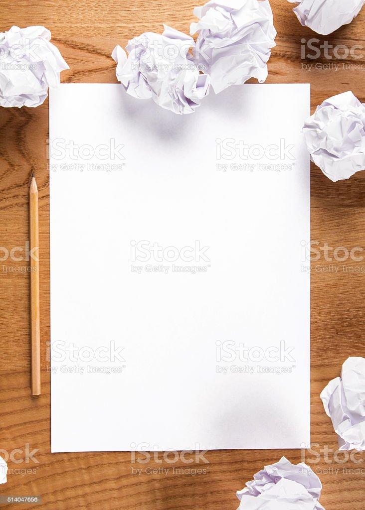 Let's Start Planning stock photo