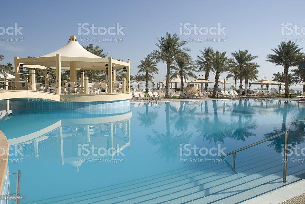 Let's swim royalty-free stock photo