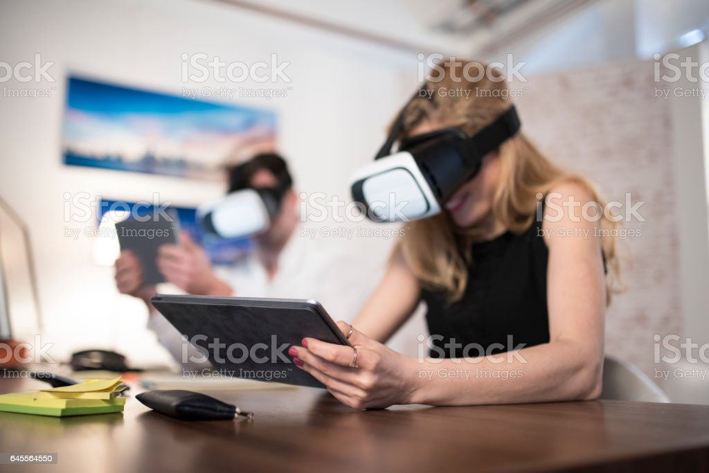 Let's try this new strategy stock photo