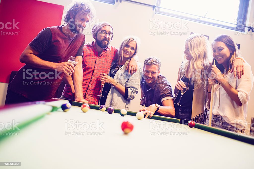 Let's win this game! stock photo
