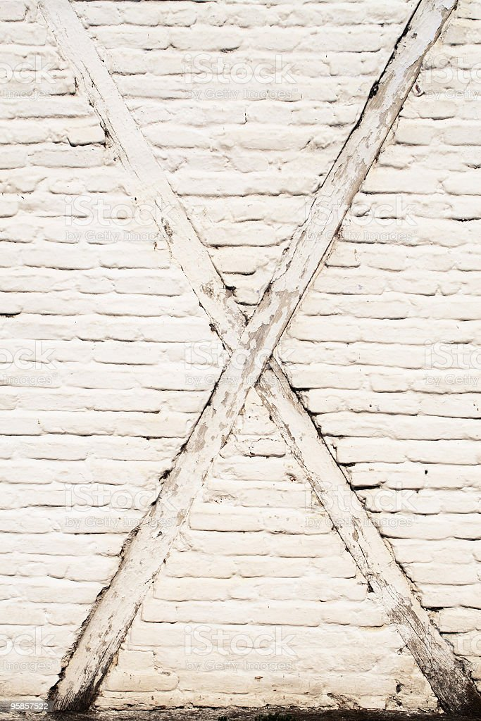 letter x stock photo