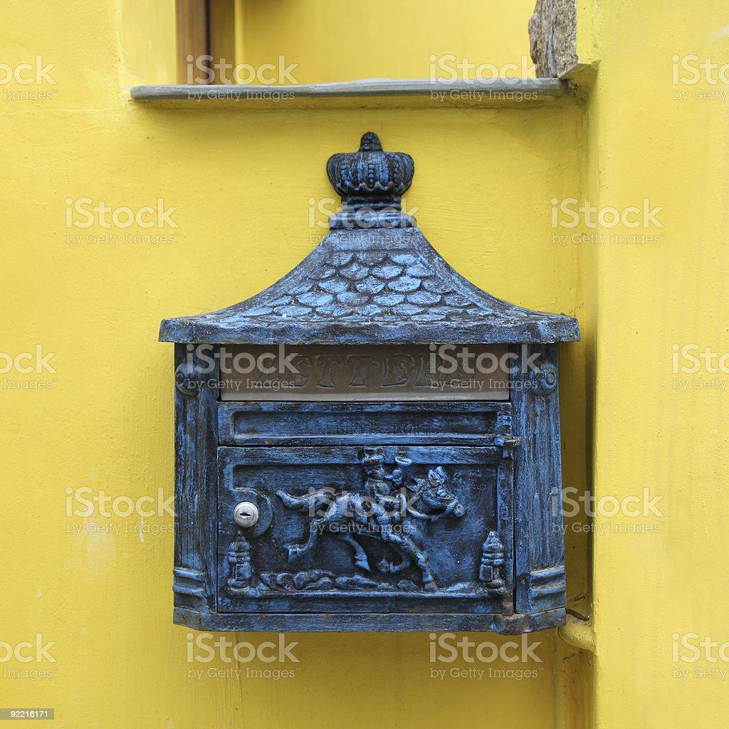 Calefactor con estilo artístico foto de stock libre de derechos