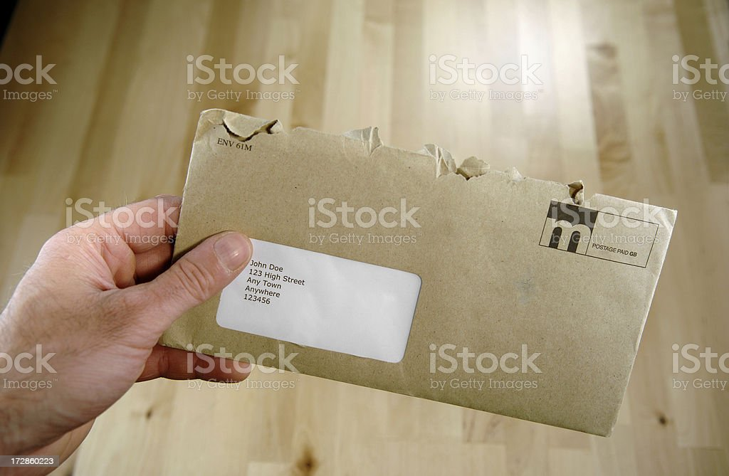 letters series royalty-free stock photo