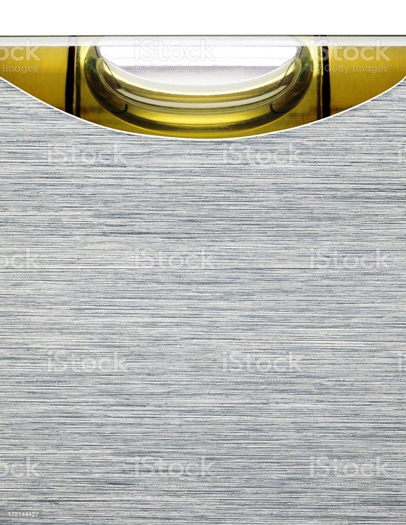 Level stock photo