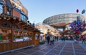 Leverkusen, Christmas market