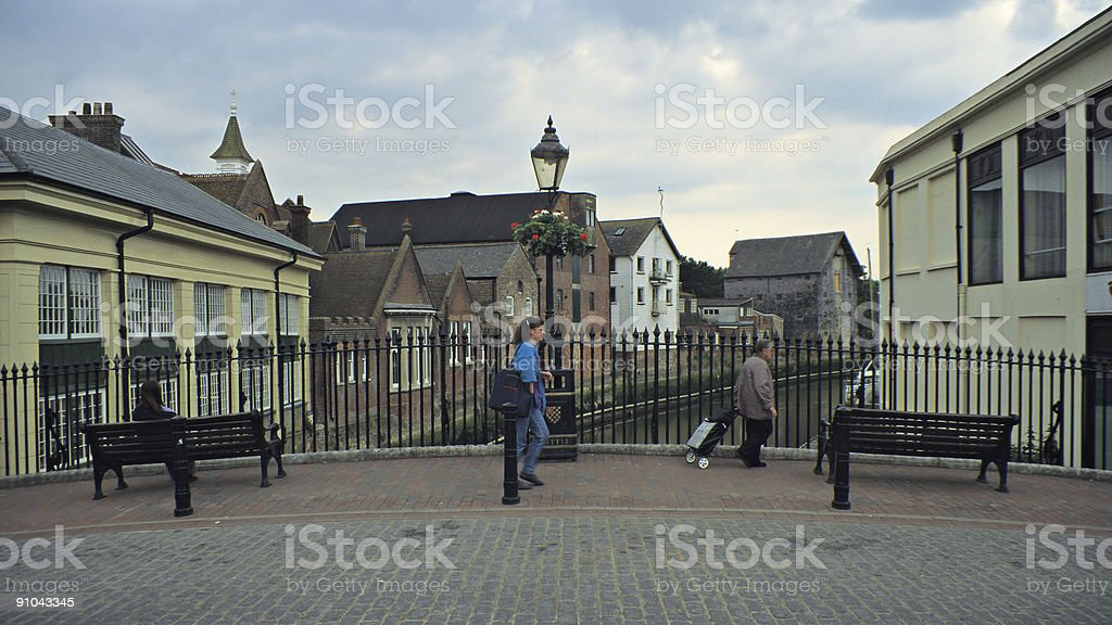 Lewes royalty-free stock photo