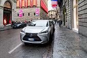 Lexus - Florence, Italy