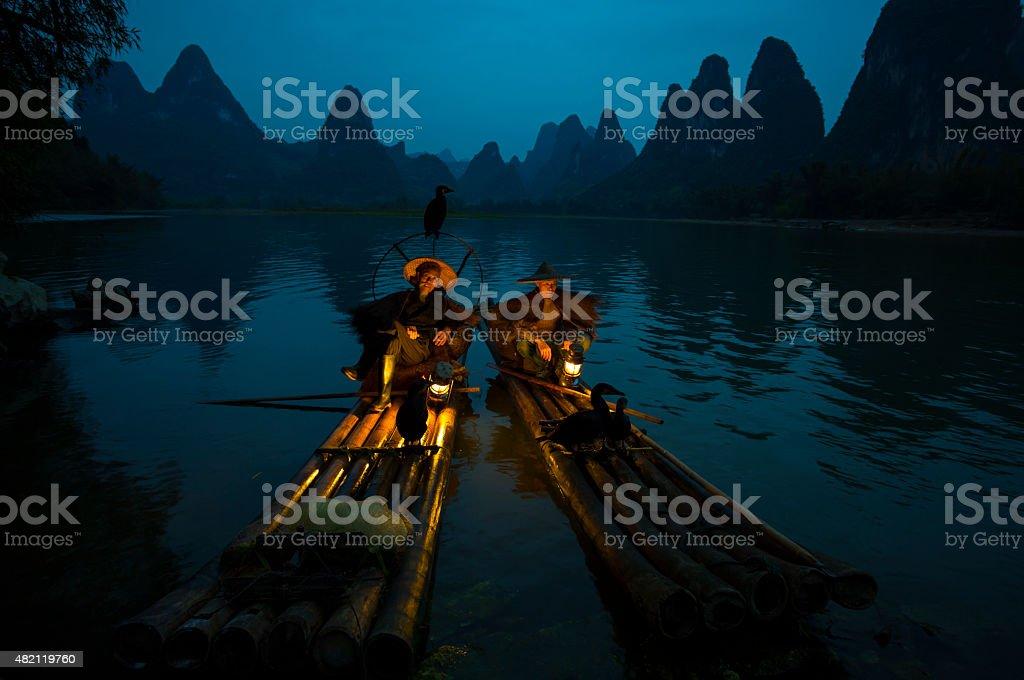 Li River stock photo