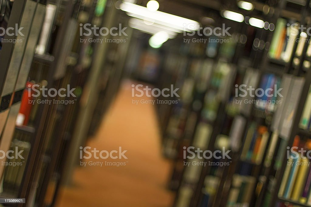 libary blur background royalty-free stock photo